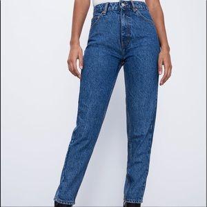 Zara mom jeans, 24